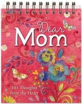 Dear Mom Easel Book