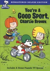 You're a Good Sport, Charlie Brown DVD, Deluxe Edition