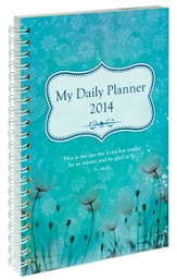 2014 My Daily Planner, This Is the Day the Lord Has Made