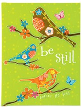 Be Still Journal