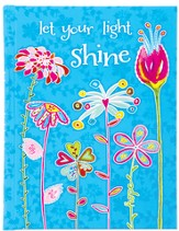 Let Your Light Shine Journal