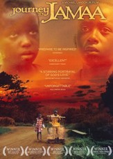 Journey To Jamaa, DVD