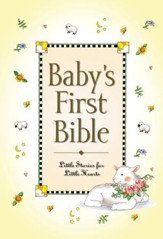 Baby's First Bible - Slightly Imperfect