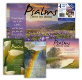 Psalms, 4-Piece 2017 Calendar Value Pack