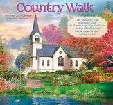 Country Walk, 16-Month 2017 Wall Calendar