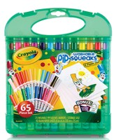 Pip-Squeaks ® Washable Markers Kit