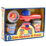 Let's Play House! Can Opener and Cans