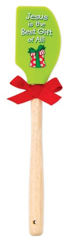 Jesus Is the Best Gift Of All! Spatula