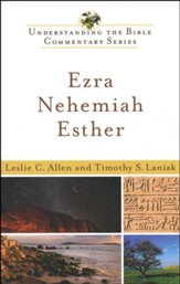 Ezra, Nehemiah, Esther: Understanding the Bible Commentary Series - Slightly Imperfect