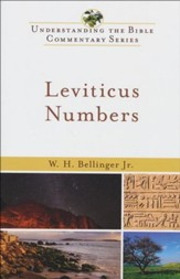 Leviticus & Numbers: Understanding the Bible Commentary Series - Slightly Imperfect