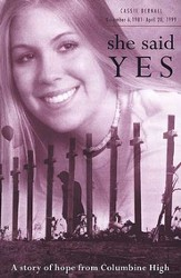 Cassie Bernall: She Said Yes, Pack of 25 Tracts