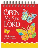 Open My Eyes Lord, 101 Inspiring Scripture and Quotations