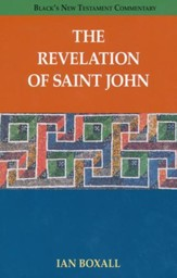 The Revelation of Saint John: Black's New Testament Commentary [BNTC]