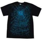 Shattered Shirt, Black, Medium - Slightly Imperfect