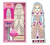 Princess Doll, Decorate Your Own