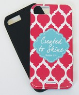Created To Shine iPhone 5 Case