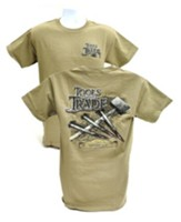 Tools of the Trade Shirt, Tan, Small