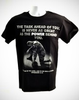 Task Ahead Shirt, Black, Small