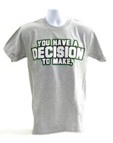 Choose to Receive Shirt, Gray, Extra Large