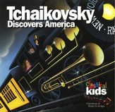 Tchaikovsky Discovers America       - Audiobook on CD