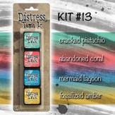 Tim Holtz Mini Ink Kit #13