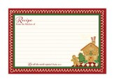 Let the Earth Rejoice Recipe Cards, Pack of 36