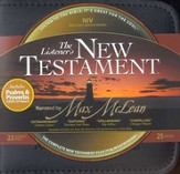 The NIV Listener's New Testament with Psalms & Proverbs on CD--22 CDs 1984