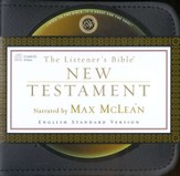 The ESV Listener's New Testament on CD Audio Bible 15 CDs