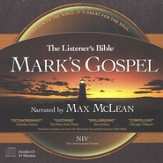 The NIV Listener's Bible: Mark's Gospel  Audio Bible on CD 1984
