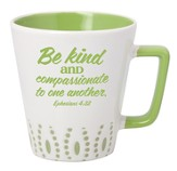 Be Kind and Compassionate Mug