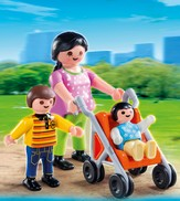 PLAYMOBIL ® Mother with Children