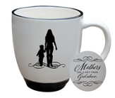 Mothers Are A Gift From God Above Mug