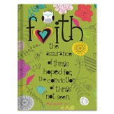 Faith Journal, Green