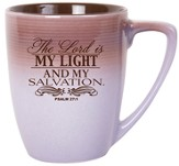 Lord Is My Light Mug