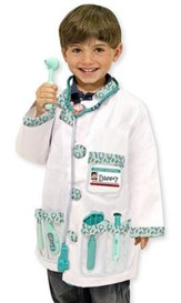 Doctor, Play Costume Set