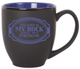 Lord Is My Rock Mug
