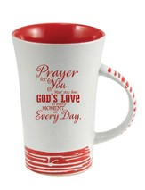 Prayer For You Mug, Red