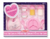 Time to Eat, Babydoll Feeding Set, 8 pieces