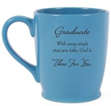 Graduate, There For You Mug, Blue