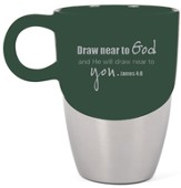Draw Near To God Mug