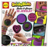 Shrinky Dinks Color, Bake & Shape 3-D Jewelry