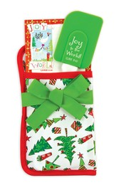 Season of Joy, Potholder Set