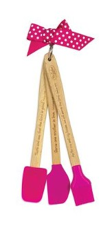 Taste and See That the Lord is Good Mini Tool Set, Hot Pink