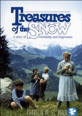 Treasures Of The Snow, DVD