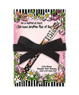 Wish Hope Dream Notepad Gift Set