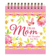 Dear Mom, Easel Book