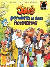 Jose Perdona a sus Hermanos  (Joseph Forgives His Brothers)