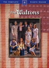The Waltons: Season 8, DVD Set