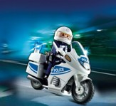 PLAYMOBIL ® Police Motorcycle