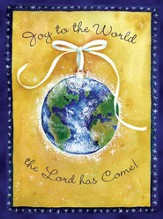 Earth Sings Christmas Card, Pack of 5
